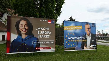 Niemcy. Wybory do europarlamentu