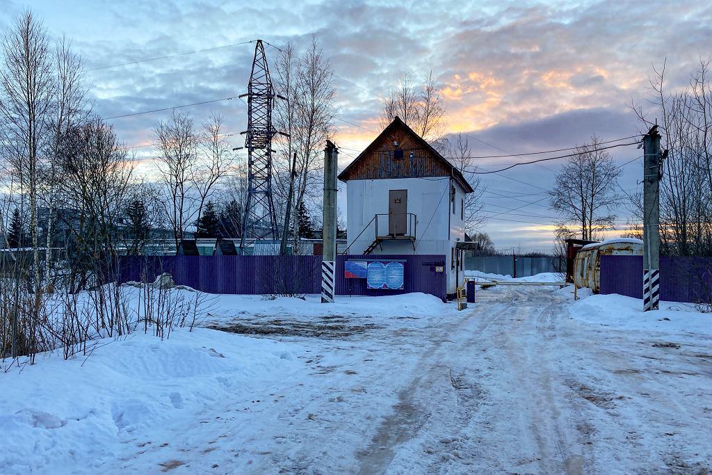 Kolonia karna w Rosji