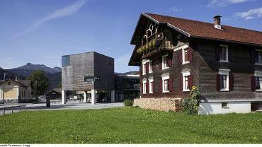 Austria. Architektura Vorarlbergu