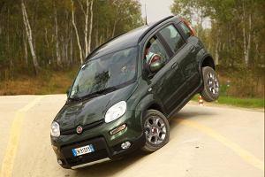 Fiat Panda 4x4, Trekking, CNG, LPG | Pierwsza jazda