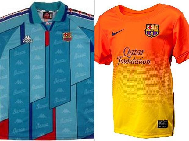 koszulki barcelony