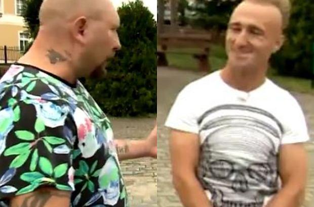 """Marcin Wójcik, wokalista zespołu disco polo Mnich, oraz Łukasz Langowski z Boy Flash mają poważny konflikt. Mężczyźni pojawili się w """"Uwadze"""", gdzie opowiedzieli o wzajemnych relacjach."""