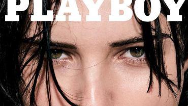 Michalina Olszańska na okładce 'Playboya'