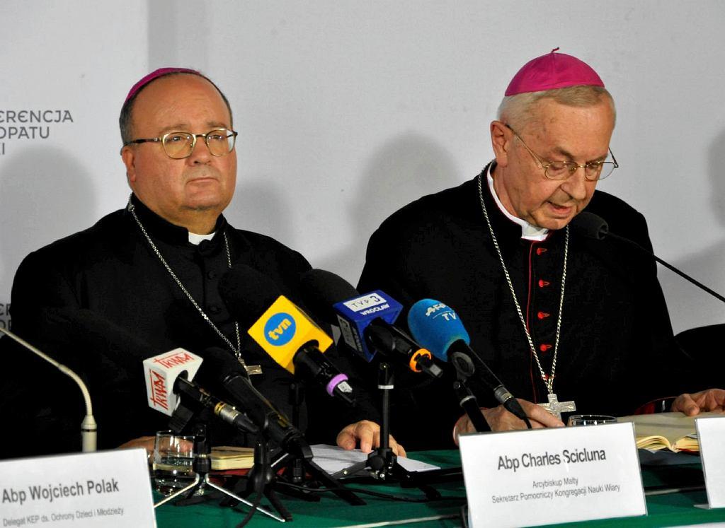 Na zaproszenie KEP do Polski przyjechał abp Charles Scicluna