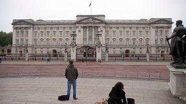 Pałac Buckingham, siedziba rodziny królewskiej