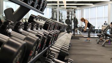 siłownia (zdjęcie ilustracyjne)