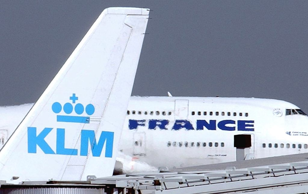Virus Outbreak Air France KLM
