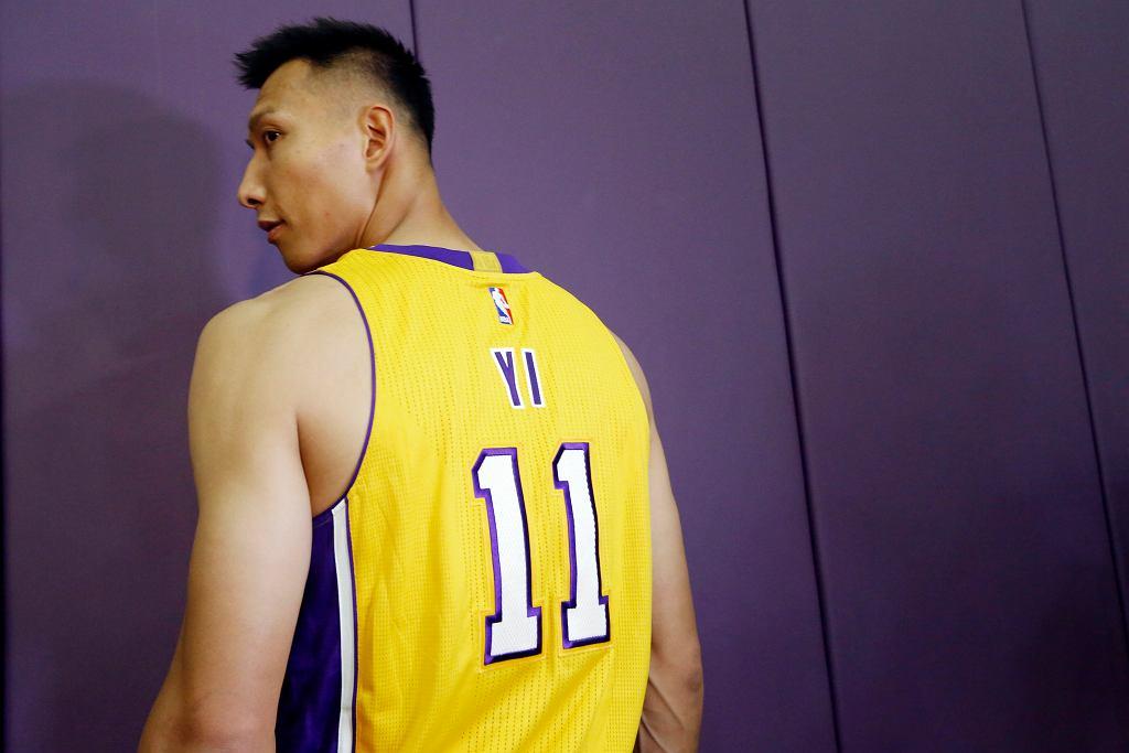 Lakers China Yi Basketball
