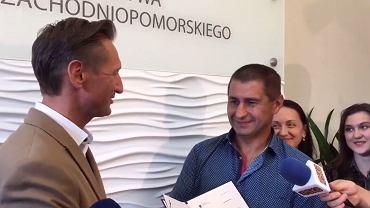 Andreii Sirovatskyi, bohater z autostrady A6