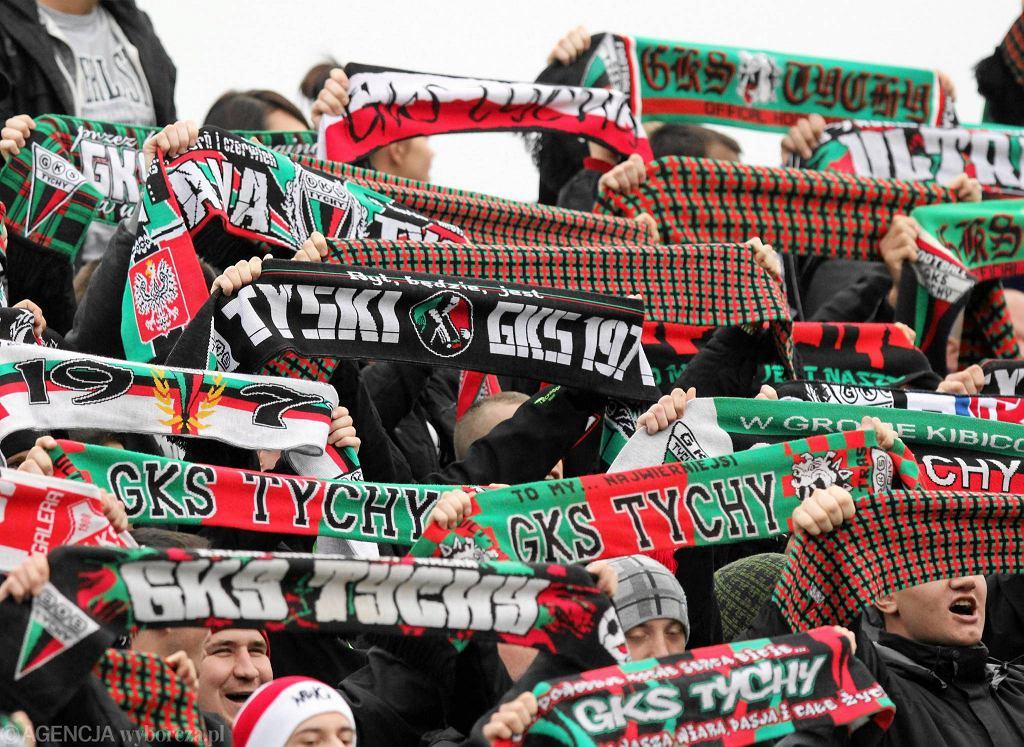 Kibice GKS Tychy