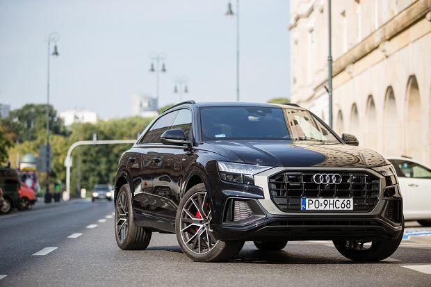 Audi Q8   Zamiast mieszkania