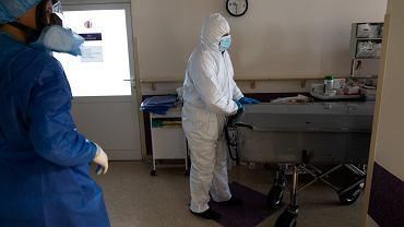 Epidemia koronawirusa - zdjęcie ilustracyjne