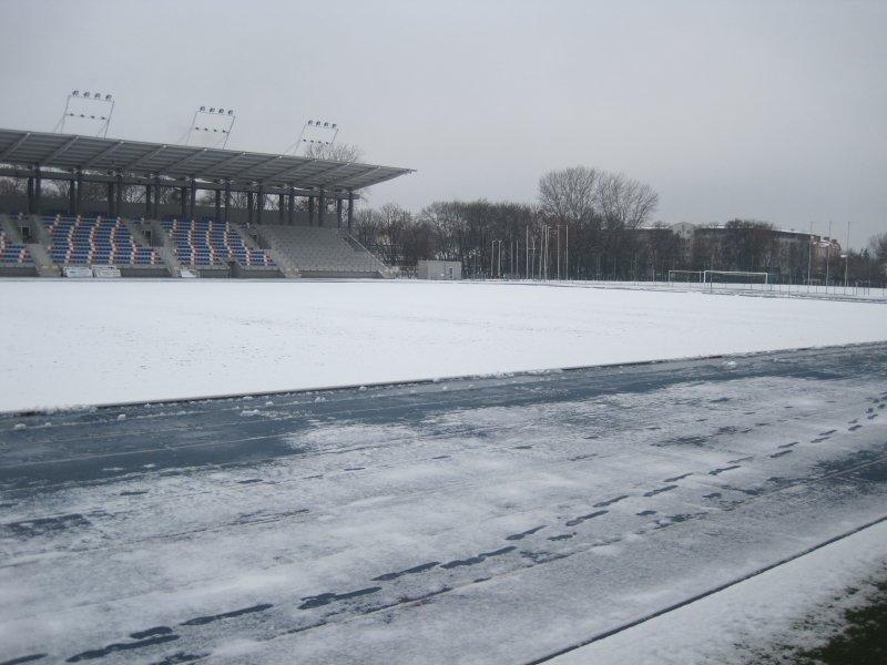 Czy weekendowe mecze na MOSiRze się odbędą?