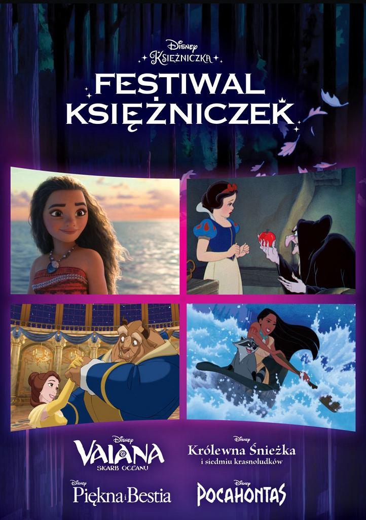 Festiwal Księżniczek Disneya / materiały promocyjne