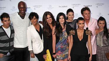 Rodzina Kardashianów 2012 roku