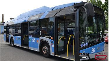 Ekologiczne autobusy zasilane gazem ziemnym CNG mają się stać wizytówką powiatu bielskiego