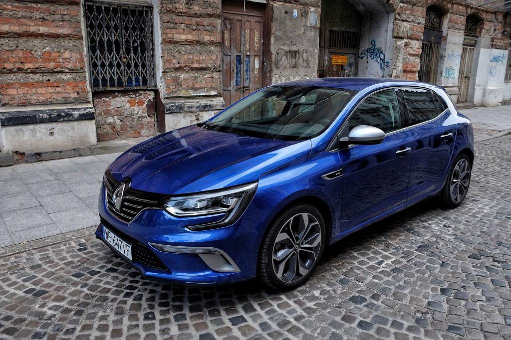 Renault Megane 1.3 160 KM GT Line
