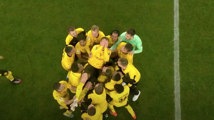 Wzruszające pożegnanie Piszczka z Borussią, Polak odchodzi z Pucharem Niemiec