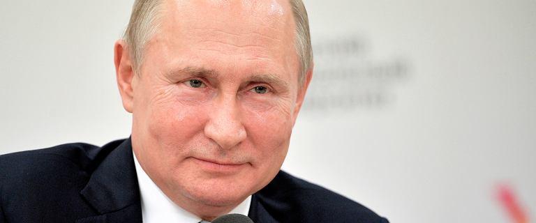 Bloomberg: Putin nie chce oddać władzy. Kreml próbuje zmienić prawo