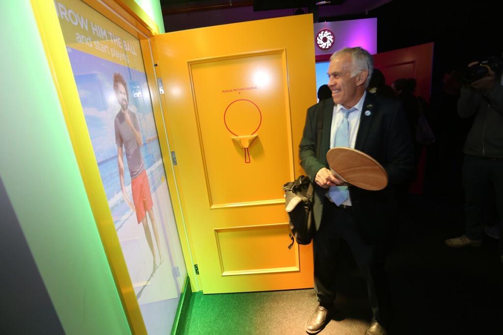 Wystawa OPEN A DOOR TO ISRAEL w Warszawie