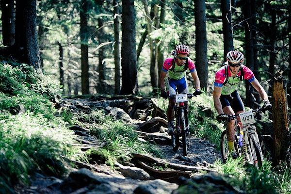 MTB Marathon to cykl imprez MTB. Sponsorem technicznym cyklu w 2013 roku będzie Salewa.