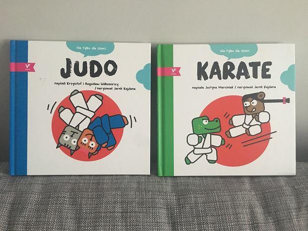 Książki ukazały się w ramach projektu 'Do Dzieci'.