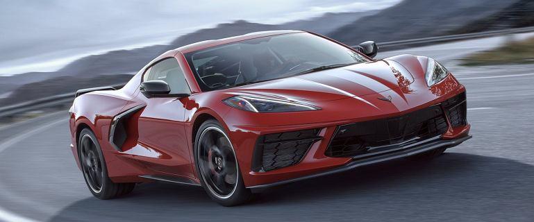 Nowy Chevrolet Corvette oficjalnie. Po raz pierwszy z silnikiem nie pod maską, a za plecami kierowcy