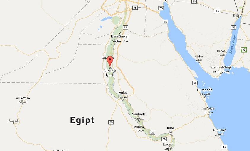 W regionie Al-Minja doszło do ataku terrorystycznego na autobus