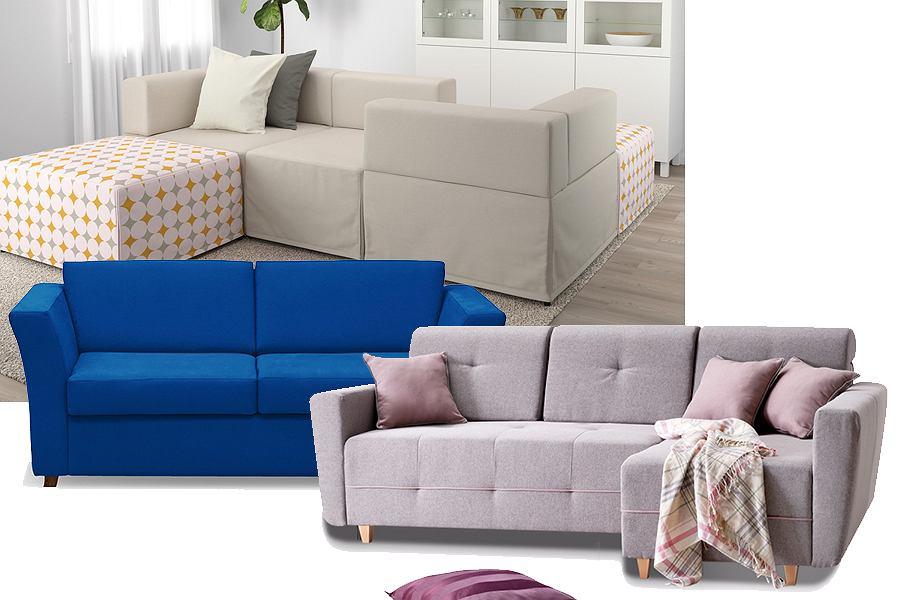 Jaka sofa do małego salonu?