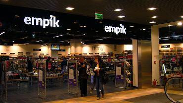 Salon Empik. Zdjęcie ilustracyjne