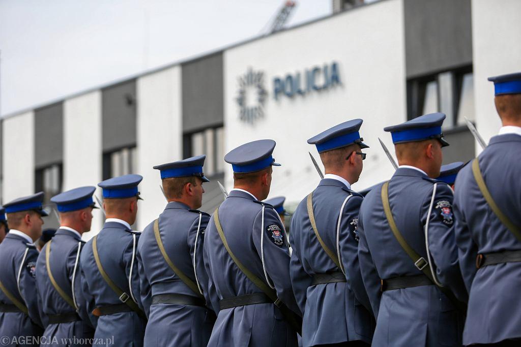 Policjanci (zdjęcie ilustracyjne)