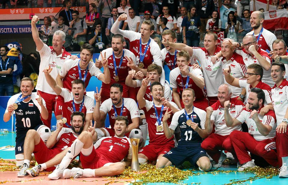 Reprezentacja Polski siatkarzy, mistrzowie świata