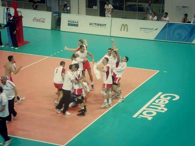 Polscy siatkarze zagrają w finale Uniwersjady!