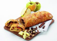 Strudel jabłkowy - ugotuj