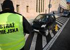 Mandat 100 czy 500 złotych? Straż miejska na tropie źle parkujących kierowców