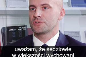 Sędzia odpowiada prezydentowi: Andrzej Duda też nie jest żadną alfą i omegą