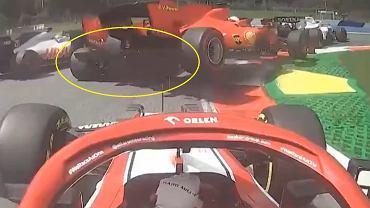 Katastrofa Ferrari!