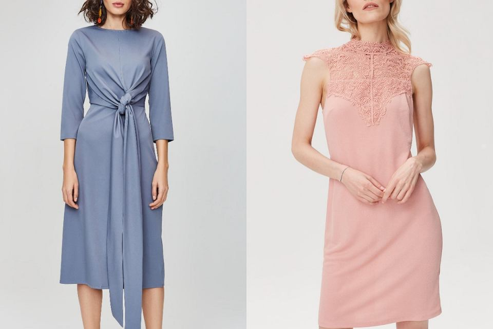 Modne sukienki na lato z wyprzedaży