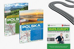 """Atlasy samochodowe i nawigacja z """"Wyborczą"""""""