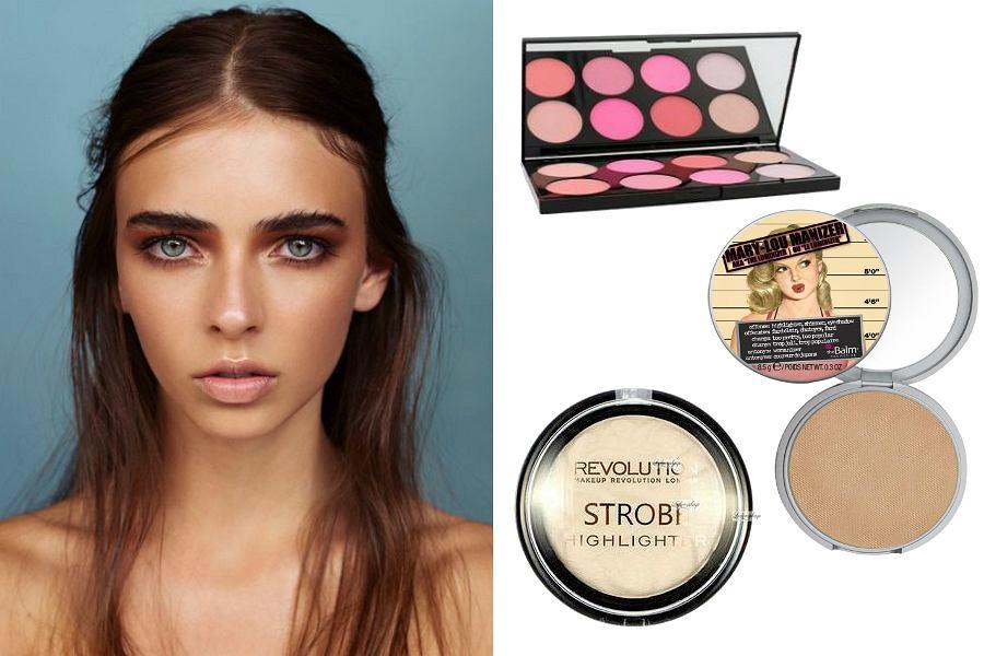 Make up no make up - bronzery