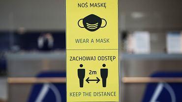 Lotnisko w Balicach - zalecenia dla pasażerów