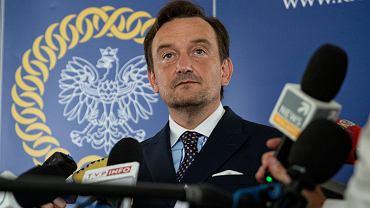Rzecznik Krajowej Rady Sądownictwa Maciej Mitera