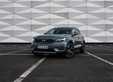 Opinie Moto.pl: XC40 T5 Plug-in hybrid test - najlepsze rozwiązanie do kompaktowego SUV-a