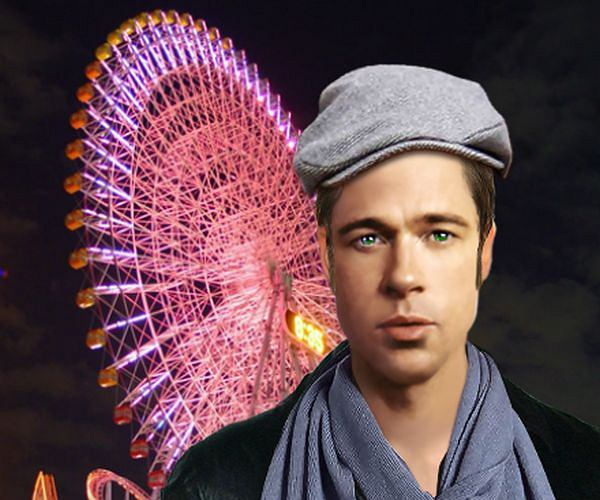 Ubieranka: Brad Pitt