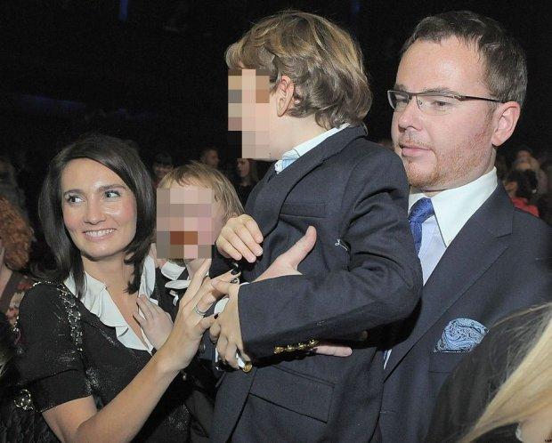 Dominika Kulczyk-Lubomirska, książę Jan Lubomirski-Lanckoroński, dzieci