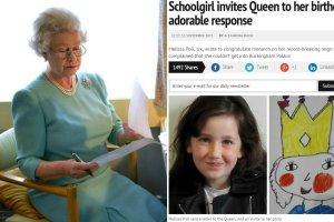 Królowa Elżbieta, Melissa Poll