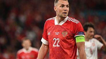 Rosjanie wściekli po klęsce z Danią.