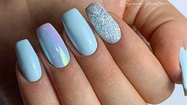 Paznokcie na jesień 2020: jakie kolory i wzorki będą modne? [ZDJĘCIA]