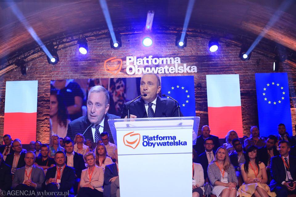 Grzegorz Schetyna, Rada Krajowa Platformy Obywatelskiej