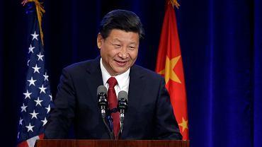 Prezydent Chin Xi Jinping rozpoczął sześciodniową wizytę w Stanach Zjednoczonych
